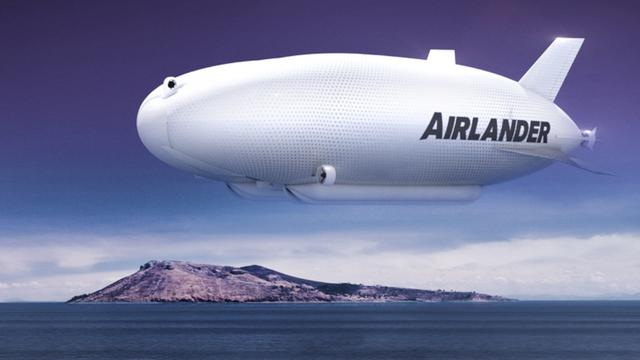 'World's Largest Aircraft' Getting Ready For Launch