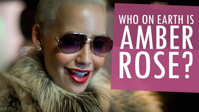 Who Is Amber Rose?