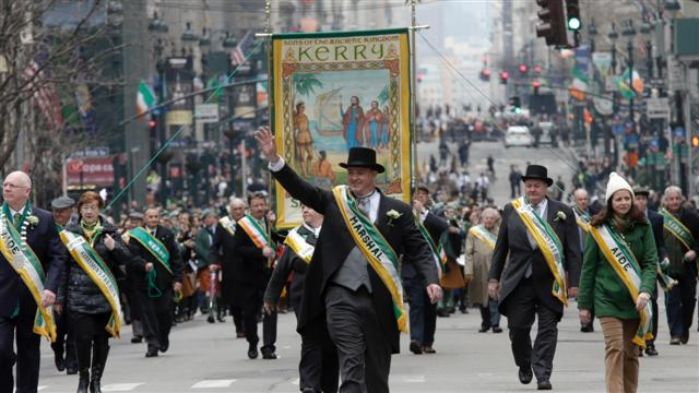 Celebrations of St. Patrick's Day Around the World