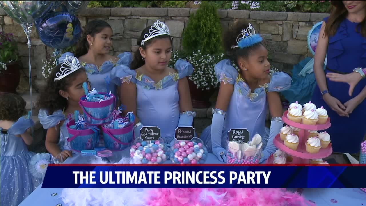 Tips for Throwing the Ultimate Princess Party