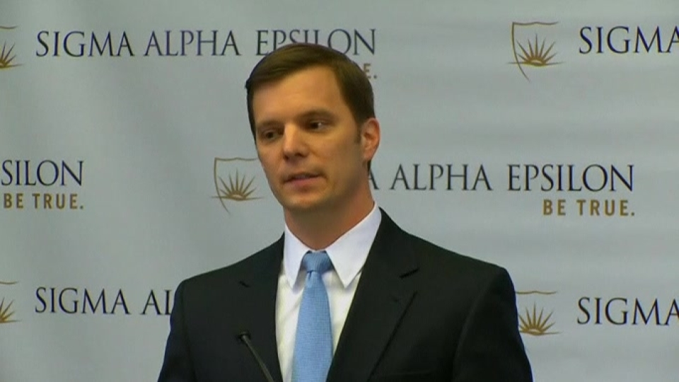 SAE Frat Pledges to Root out Discrimination