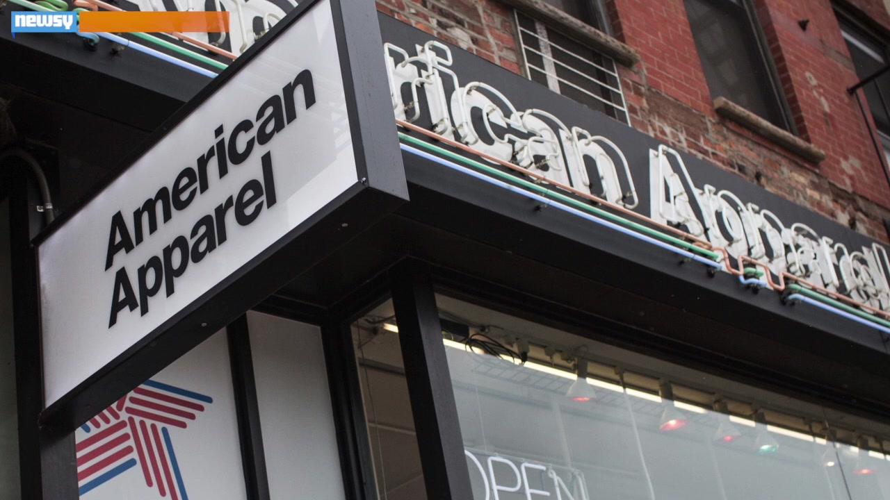 American Apparel Considering Sale