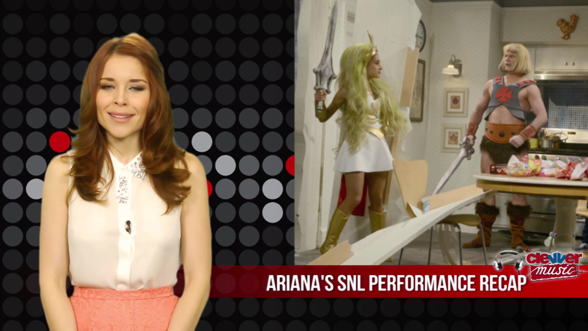 Ariana Grandes 'Saturday Night Live' Performances