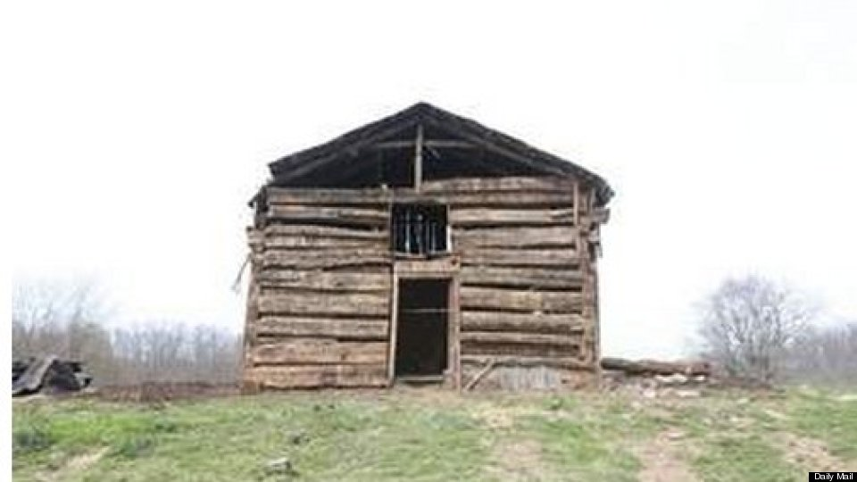 Old 1800s Schoolhouse Discovered