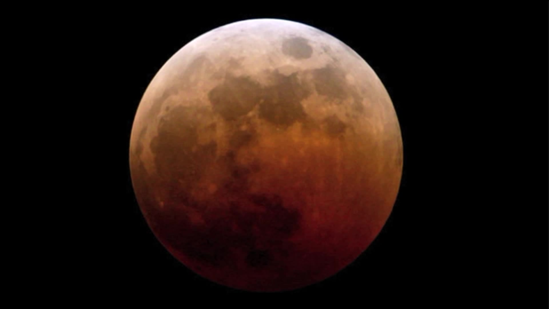Are Four Blood Red Moons a Sign of the Apocolypse?