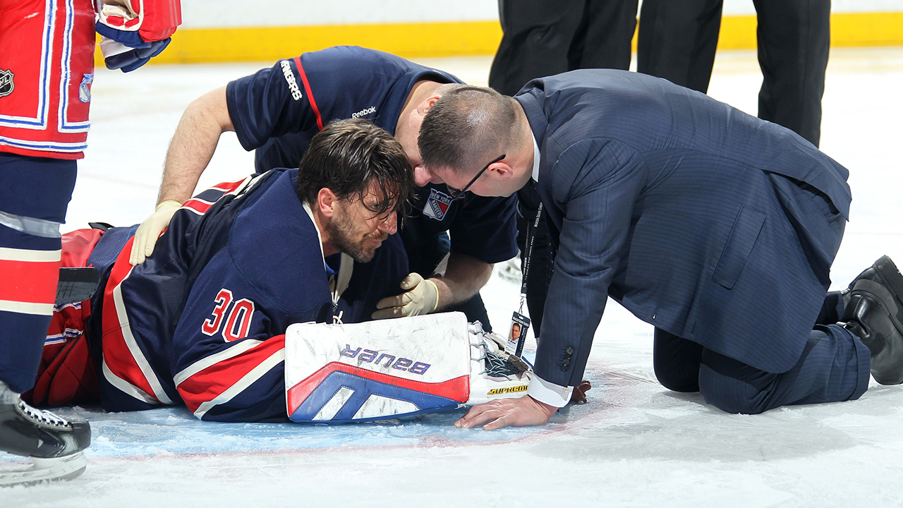 Henrik Lundqvist: 'If I Kept Playing, I Could Have Had a Stroke'