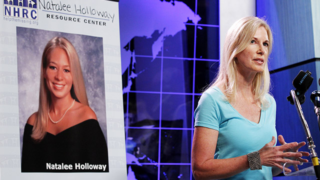 How Joran Van Der Sloot's Arrest Helped Natalee Holloway's Mother Move Forward