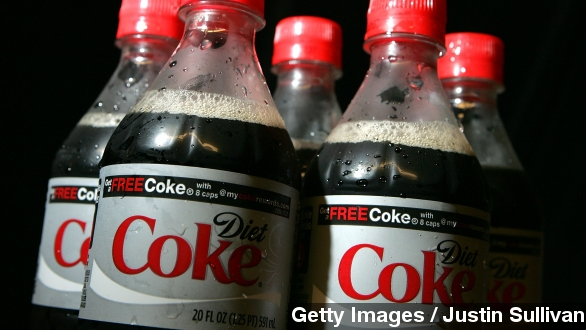 Drinking Diet Soda Could Make Your Waist Bigger