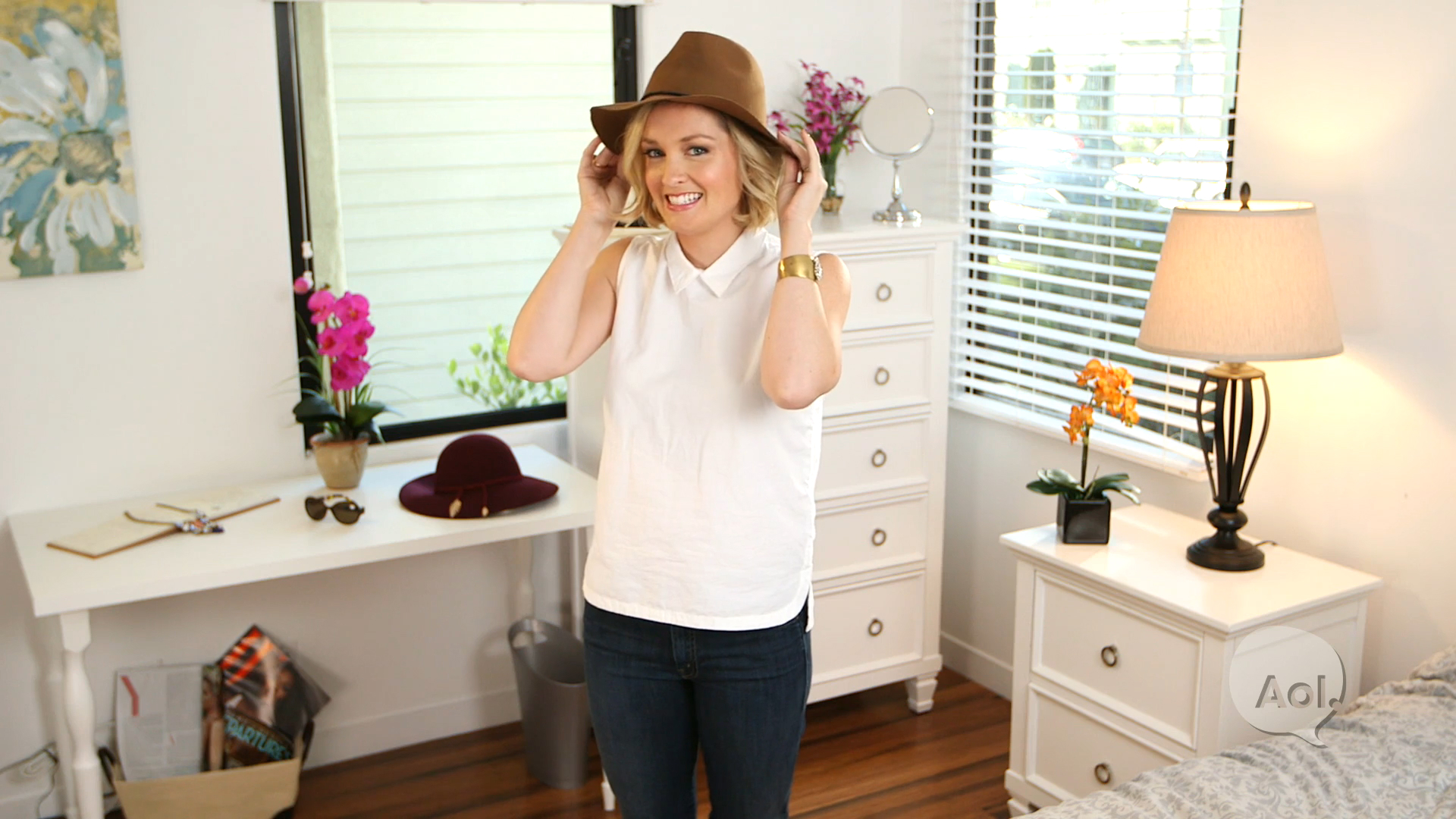 Get the Look: Styling a Fedora