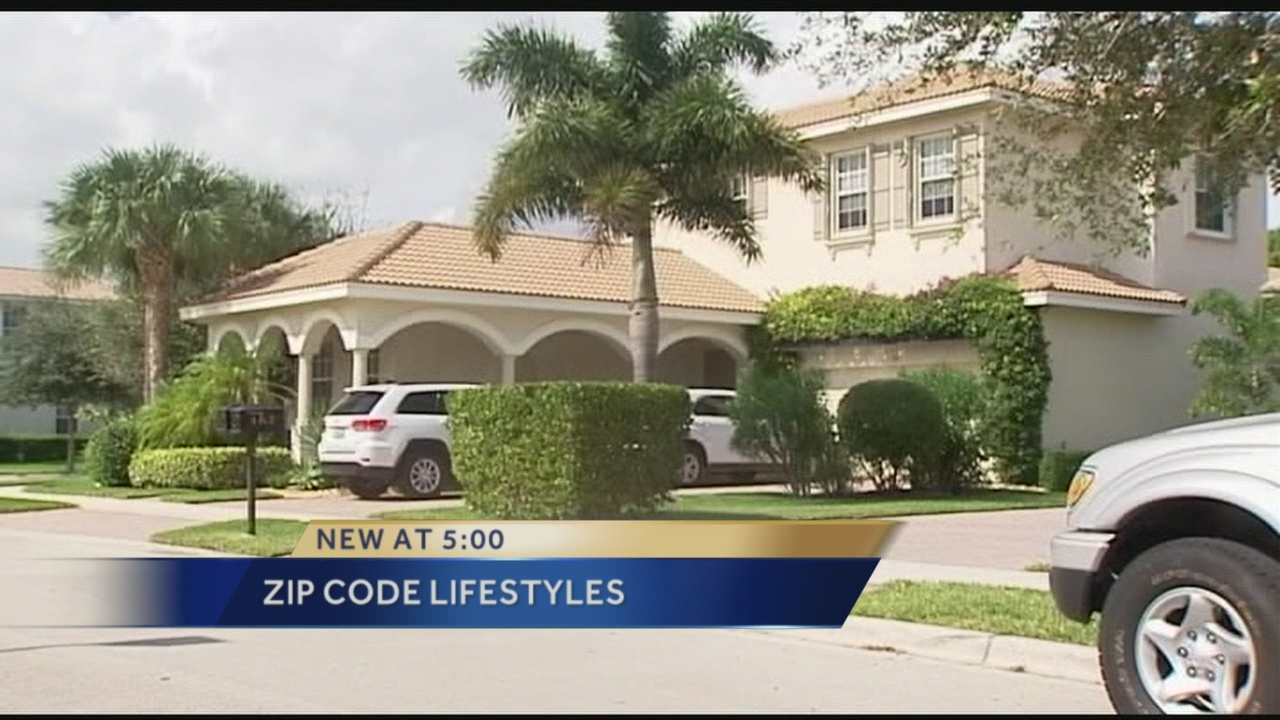 ZIP Codes Provide Clues to Residents' Lifestyles
