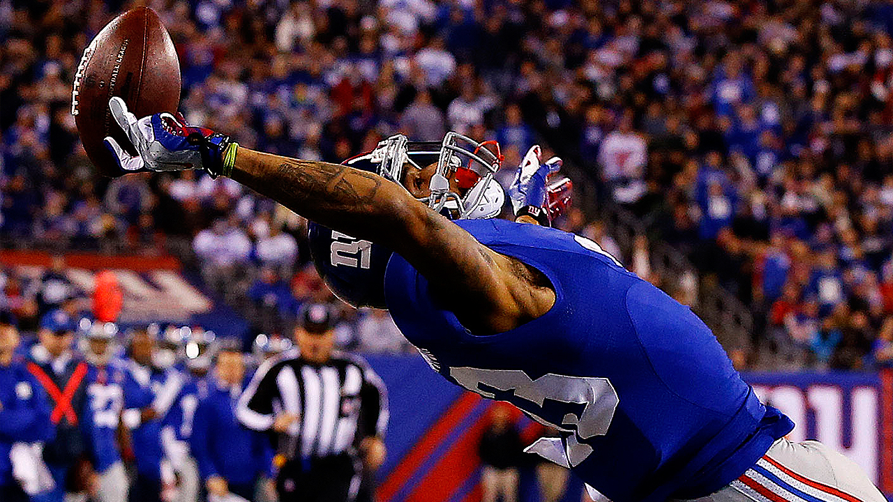 Why Odell Beckham Jr. Was the Top Rookie of the 2014 Season