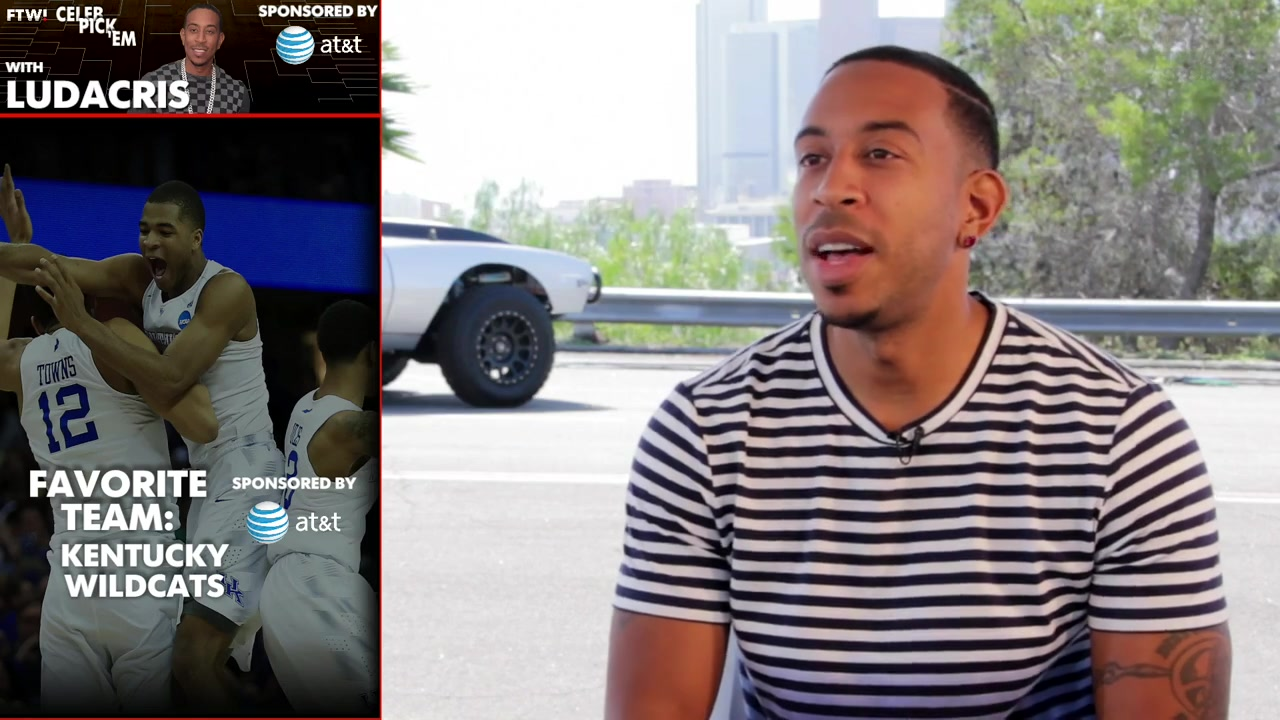 March Madness Celeb Pick 'Em with Ludacris