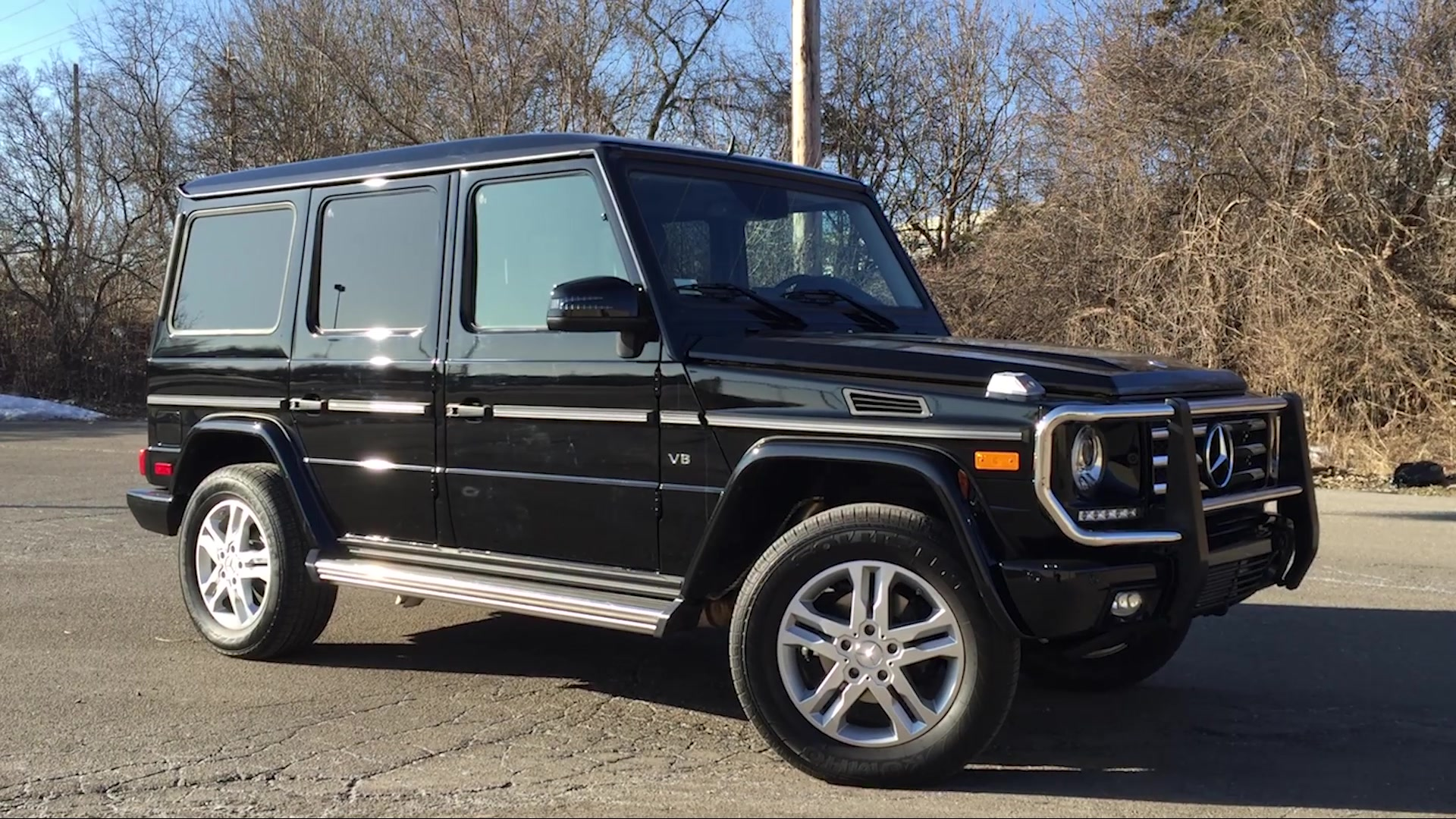 2015 Mercedes Benz G550 | Daily Driver