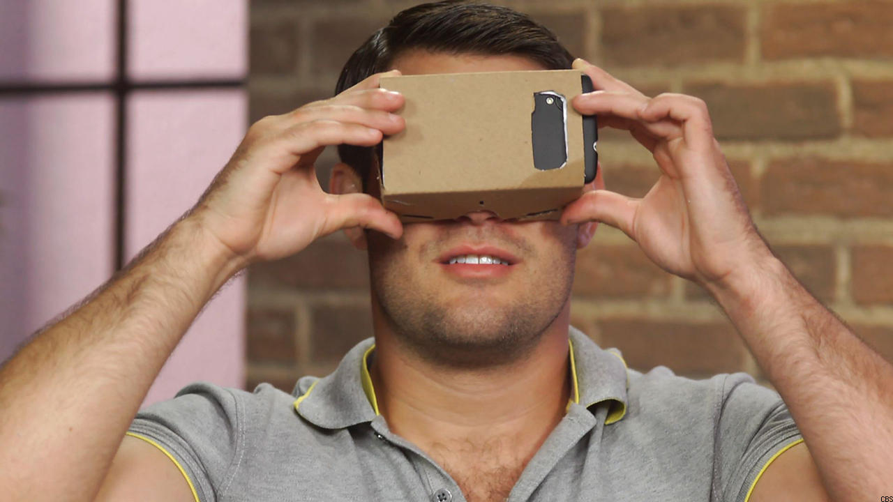 How to Make a Virtual Reality Headset