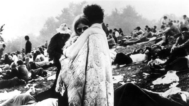 Woodstock Music Festival: Then and Now