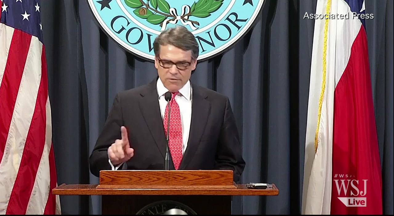Texas Gov. Rick Perry: Indictment Is 'Abuse of Power'