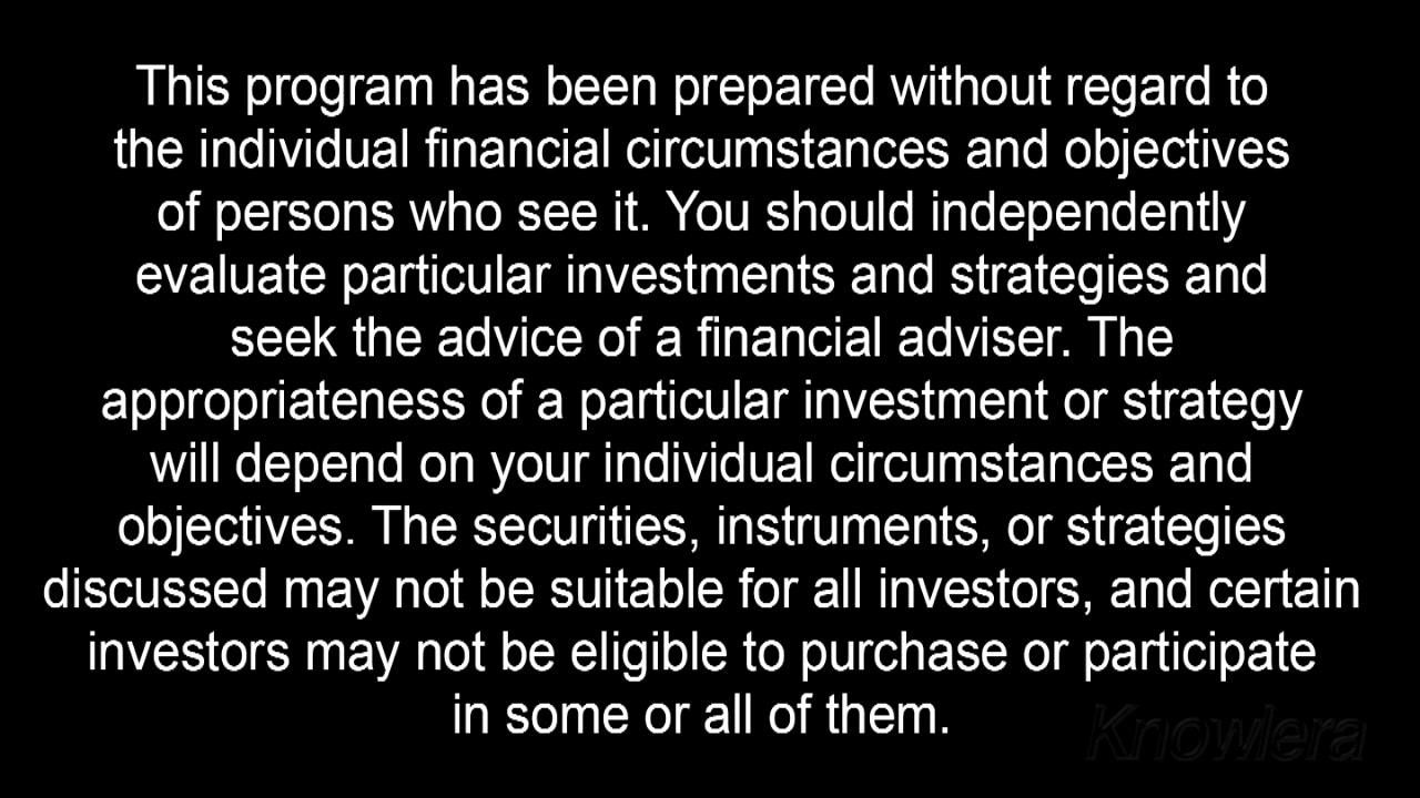 Stock Market Investing Basics