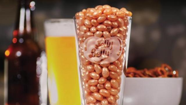 Beer Is Latest Jelly Belly Flavor