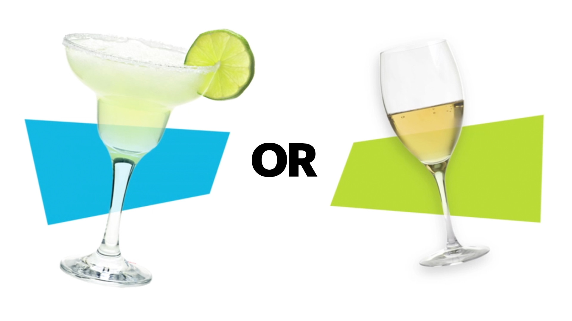 'Which Is Worse': Margarita Vs. Glass of Wine