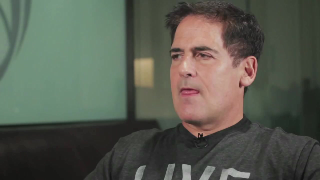Build A Business: Mark Cuban Talks Entrepreneurship