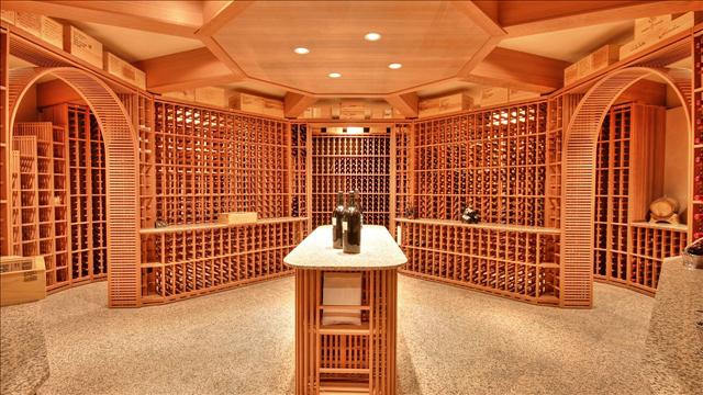 Three Wine Cellars for Three Personalities