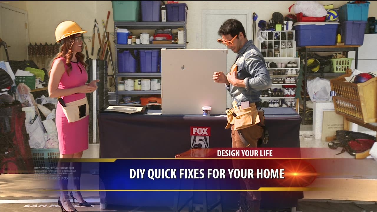5 DIY Tips To Fix Up Your Home