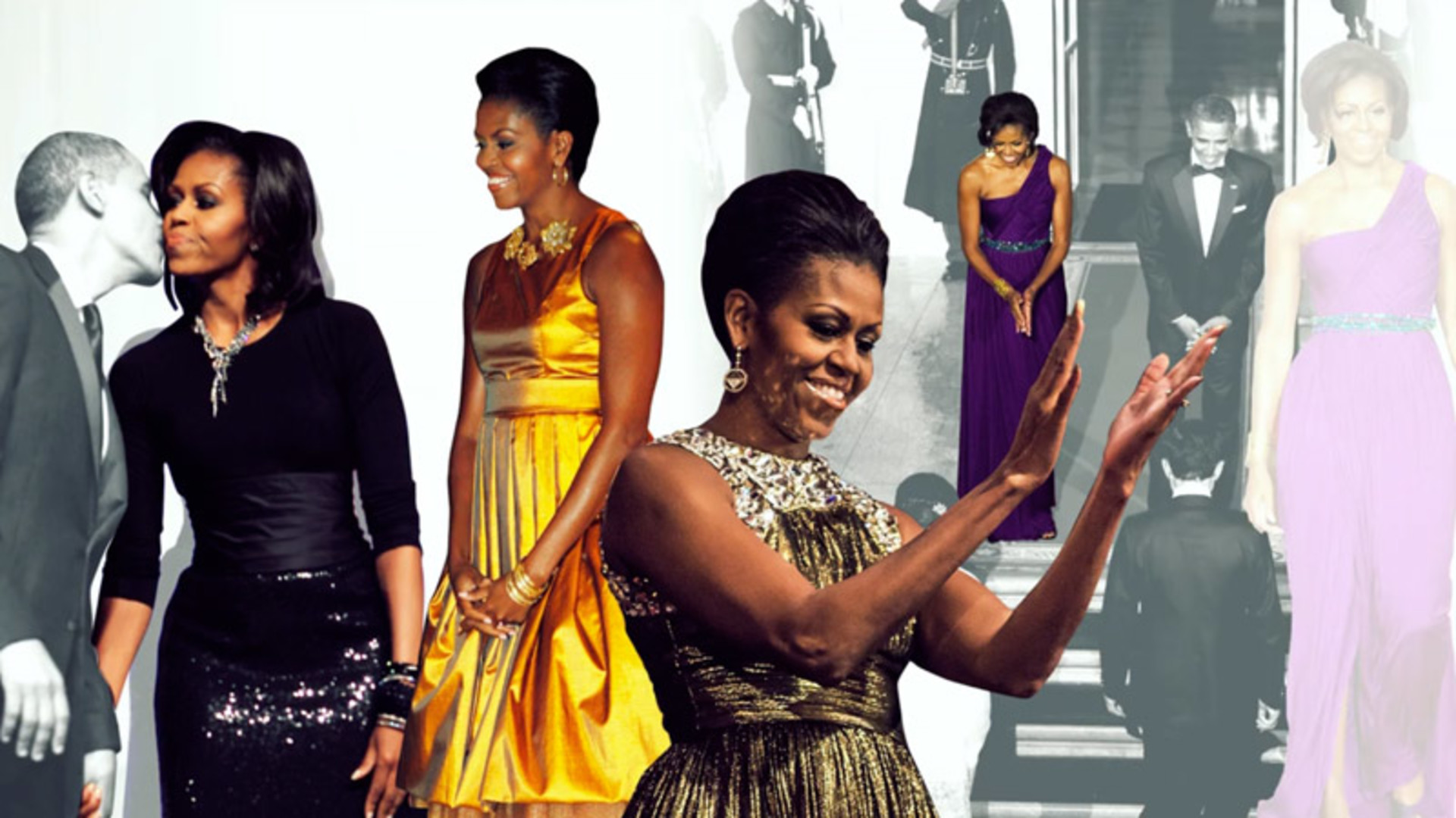 Vogue Diaries - Michelle Obama's Best Looks Throughout the Years