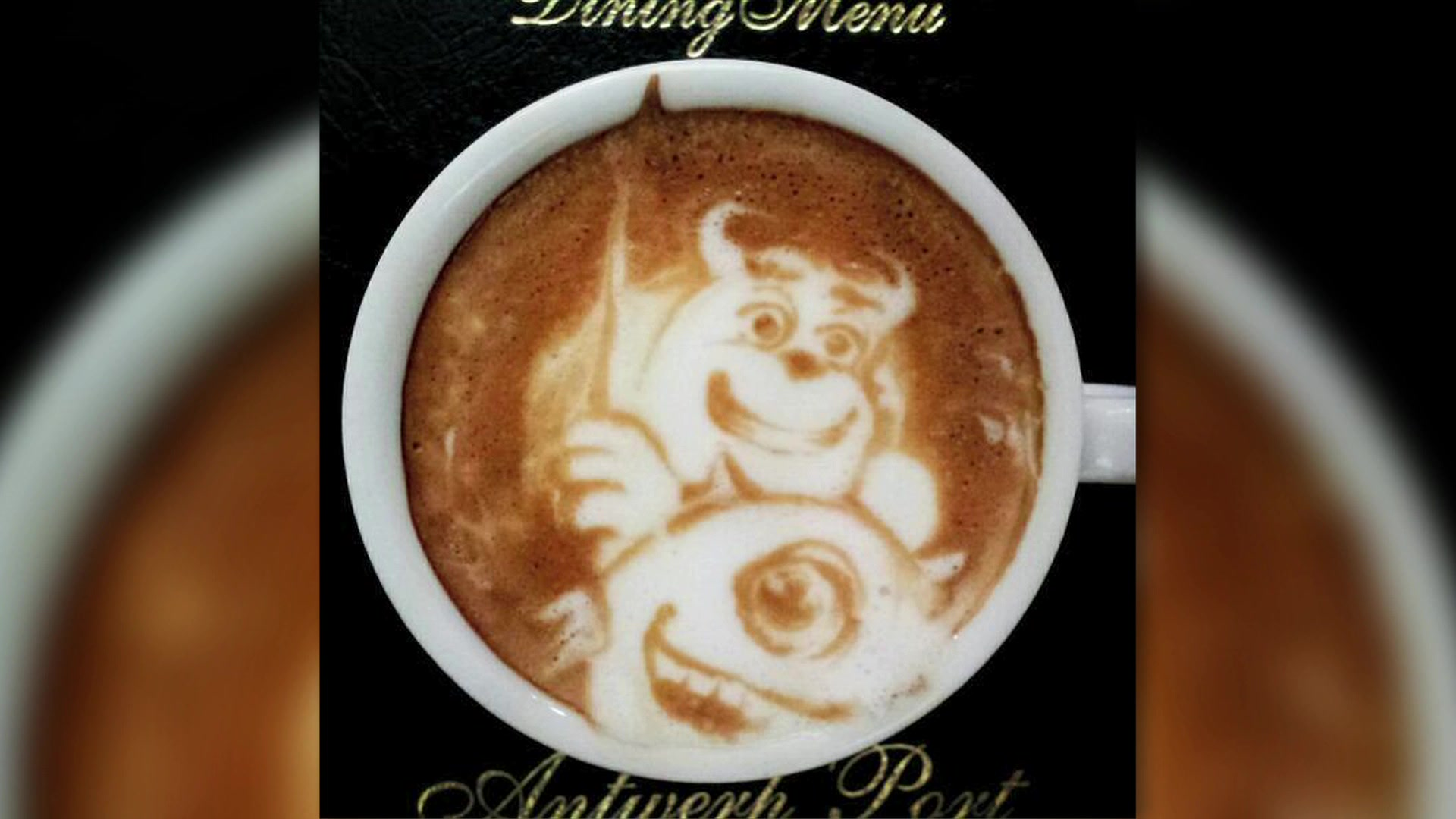 Amazing Latte Art