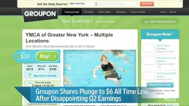 The New Deal on Groupon Isn't Enough
