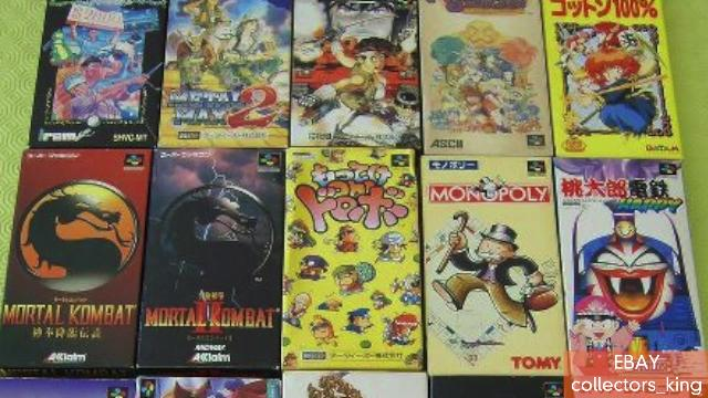 Video Game Collection Sells For Over $1 Million on EBay
