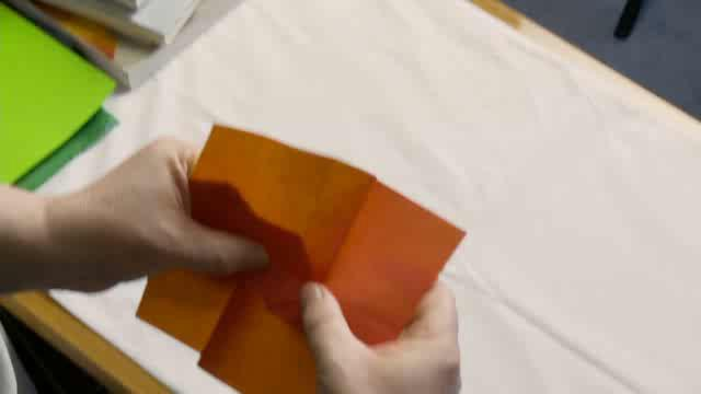 How to Create Origami Rose