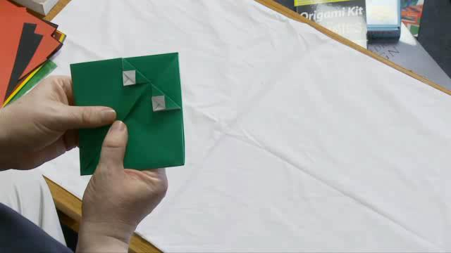 How to Create an Origami Frog