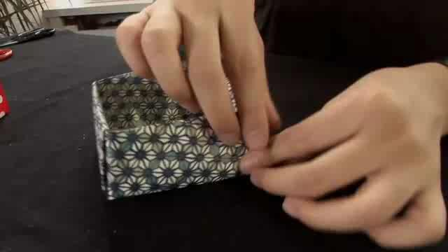How to Create Origami Boxes
