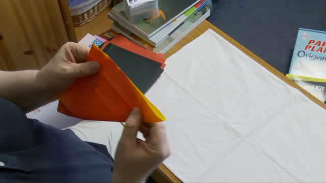 How to Do a Box Origami
