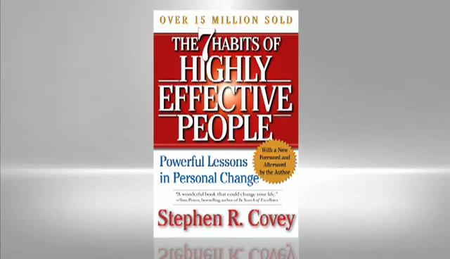 Stephen Covey Discusses the Habits from His Book