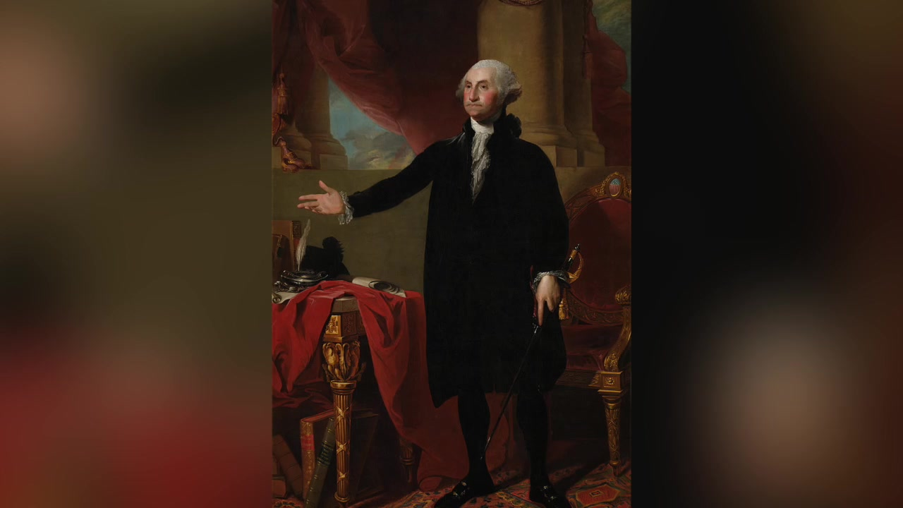 George Washington 'Never Wore A Wig'