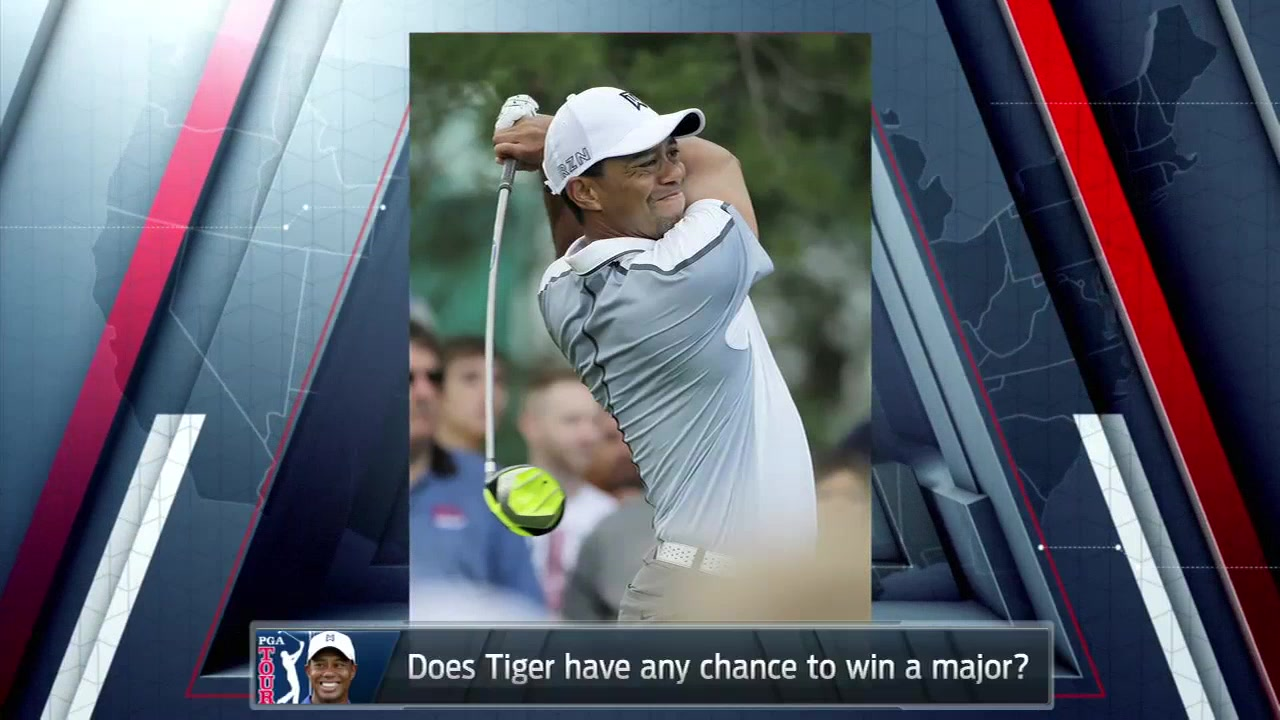 Tiger Woods Continues His Struggles at 2015  The Memorial