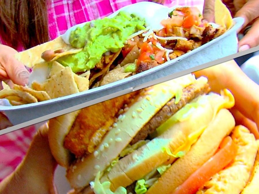 Fast Food Secret Menus 2015