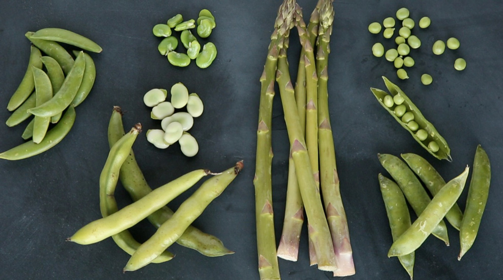 How to Buy and Prepare Spring Vegetables