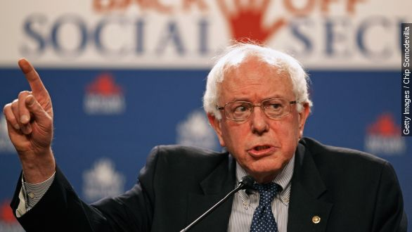 Bernie Sanders and a Brief History of the 'S' Word