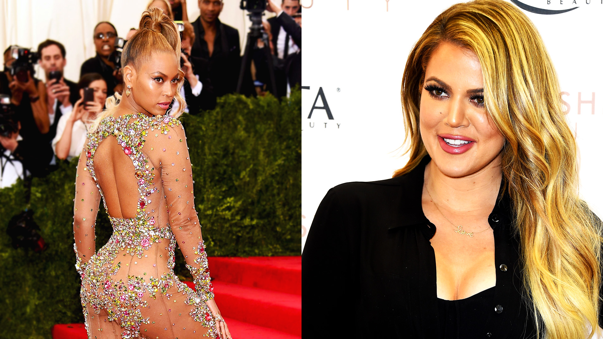 Khloe Kardashian Says Beyonce Is Her Fitspiration