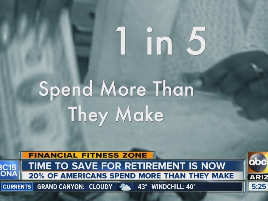 Now Is the Time to Start Saving for Retirement