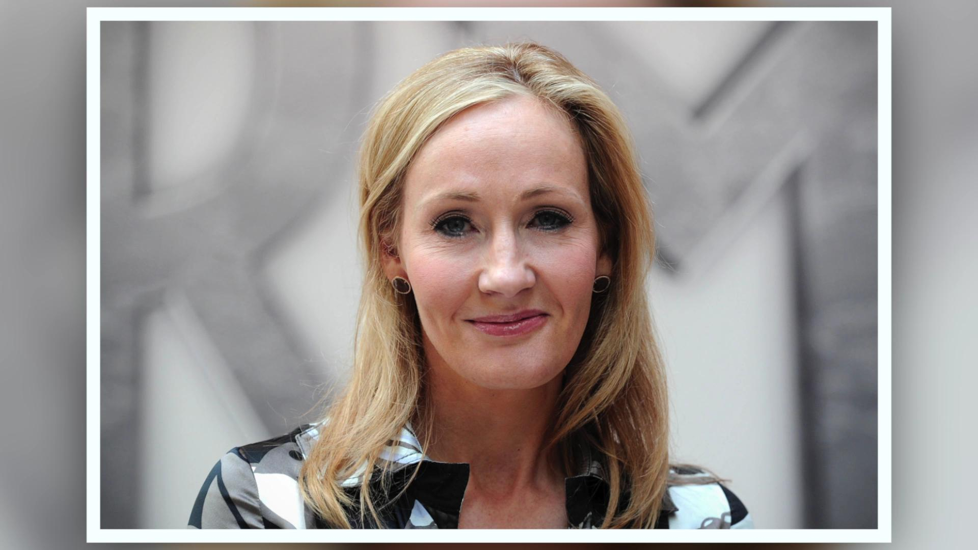 J.K. Rowling Tweets to Fan Who Wanted to 'Give Up'