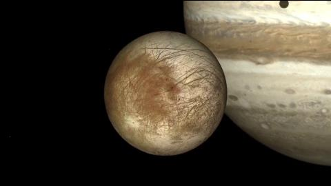 Could There Be Life On Jupiter's Moon Europa?