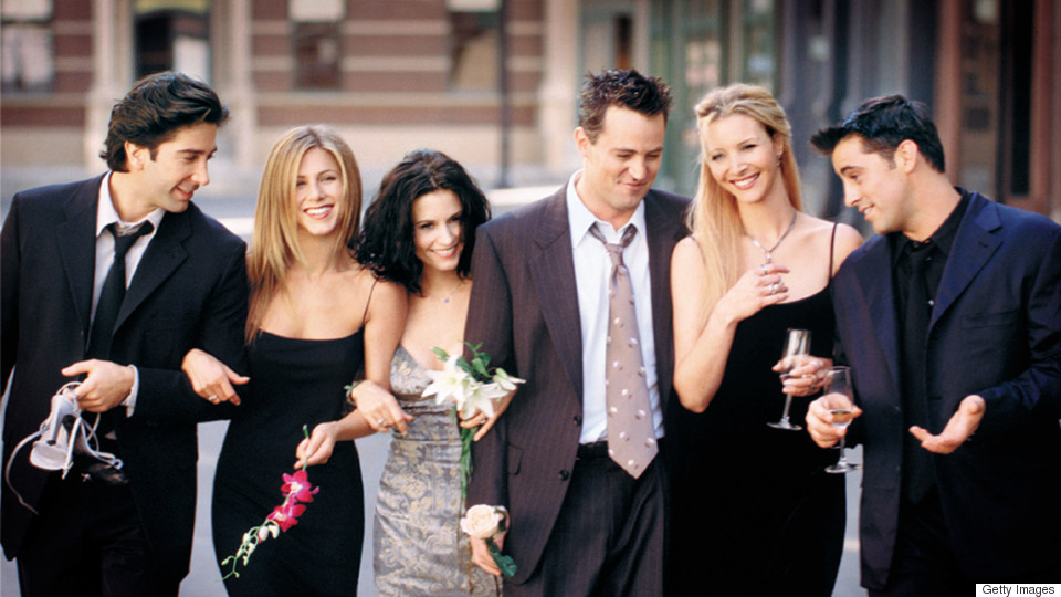 NBC Thought No One Would Watch 'Friends'