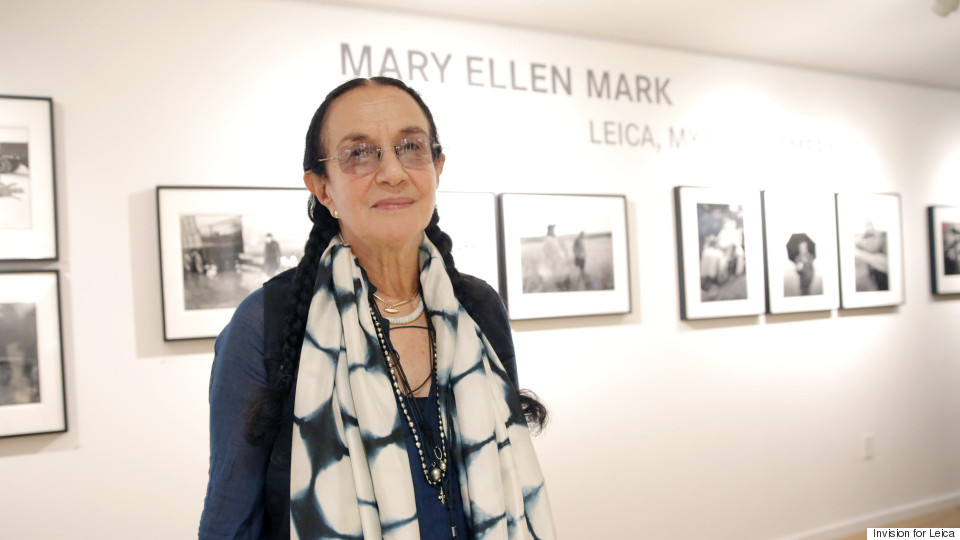 Documentary Photographer Mary Ellen Mark Dies At 75