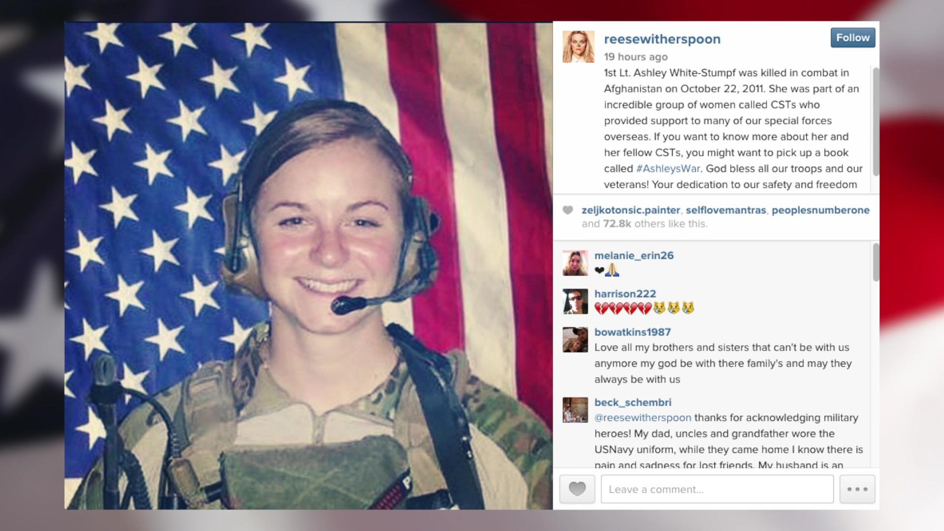 Celebs Commemorate Troops with Touching Memorial Day Posts