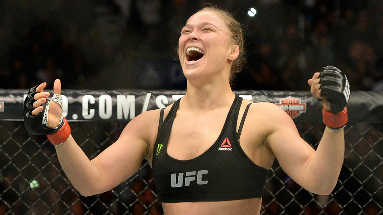 Why Ronda Rousey Is NOT the Most Dominant Athlete in Sports