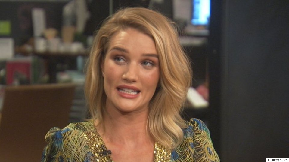 Rosie Huntington-Whiteley Claims This Workout Changes Her Body Fast