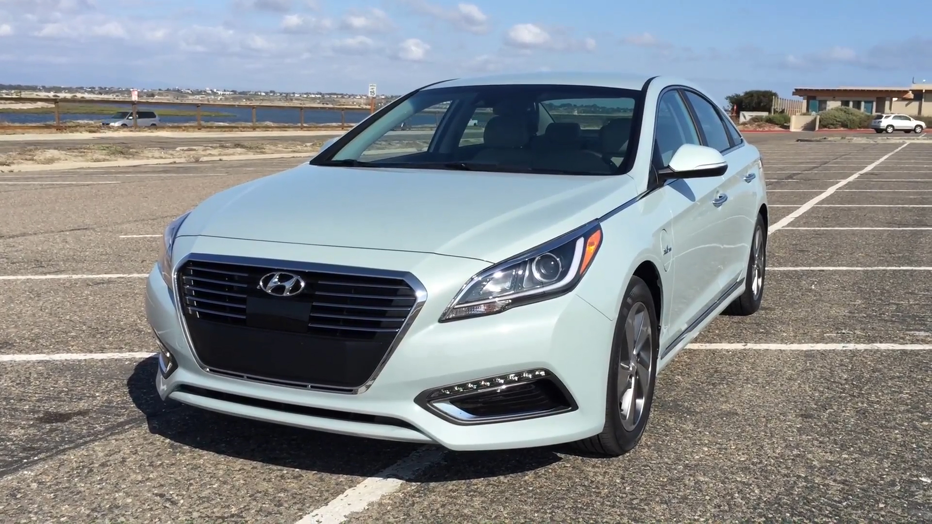 2016 Hyundai Sonata Plug-In Hybrid | First Impression